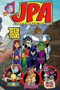 Cover Thumbnail for Kids WB! JPA Jam Packed Action! (DC, 2004 series)