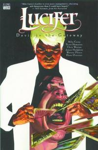 Cover Thumbnail for Lucifer (DC, 2001 series) #[1] - Devil in the Gateway