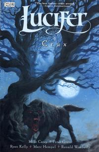 Cover Thumbnail for Lucifer (DC, 2001 series) #9 - Crux