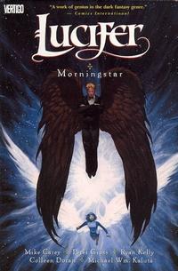 Cover Thumbnail for Lucifer (DC, 2001 series) #10 - Morningstar