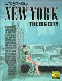 Cover Thumbnail for New York, the Big City (DC, 2000 series) #[nn]