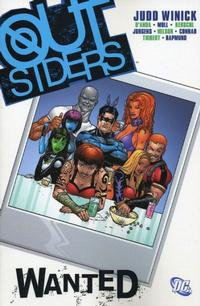 Cover Thumbnail for Outsiders: Wanted (DC, 2005 series) #3