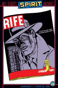 Cover Thumbnail for Will Eisner's The Spirit Archives (DC, 2000 series) #22
