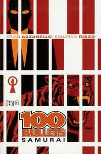 Cover Thumbnail for 100 Bullets (DC, 2000 series) #7 - Samurai [First Printing]