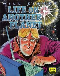 Cover Thumbnail for Life on Another Planet (DC, 2000 series)