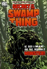 Cover Thumbnail for Secret of the Swamp Thing (DC, 2005 series)