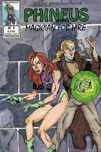 Cover Thumbnail for Phineus: Magician for Hire (Piffle Productions, 1994 series) #1