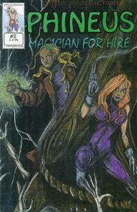 Cover Thumbnail for Phineus: Magician for Hire (Piffle Productions, 1994 series) #2