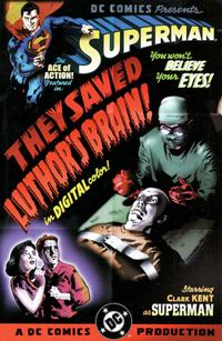 Cover Thumbnail for Superman: They Saved Luthor's Brain! (DC, 2000 series)