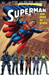 Cover Thumbnail for Superman: The Man of Steel (DC, 2003 series) #2