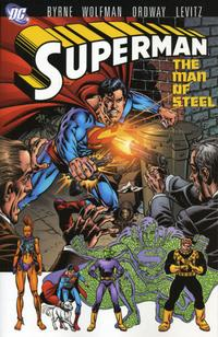 Cover Thumbnail for Superman: The Man of Steel (DC, 2003 series) #4