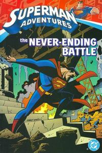 Cover Thumbnail for Superman Adventures (DC, 2004 series) #2 - The Never-Ending Battle