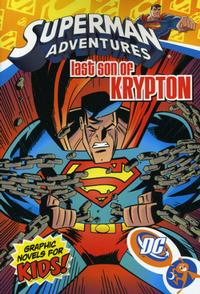 Cover Thumbnail for Superman Adventures (DC, 2004 series) #3 - Last Son of Krypton