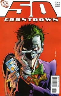 Cover Thumbnail for Countdown (DC, 2007 series) #50