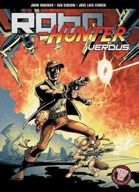 Cover Thumbnail for Robo-Hunter: Verdus (DC, 2004 series)