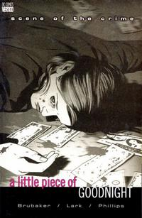Cover Thumbnail for Scene of the Crime: A Little Piece of Goodnight (DC, 2000 series)