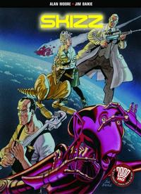 Cover Thumbnail for Skizz (DC, 2005 series)