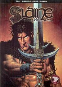 Cover Thumbnail for Slaine: Warrior's Dawn (DC, 2005 series)