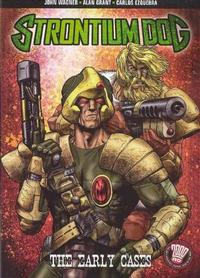 Cover Thumbnail for Strontium Dog: The Early Cases (DC, 2005 series)