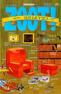 Cover for Zoot! (Fantagraphics, 1992 series) #2