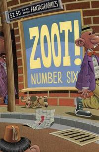 Cover Thumbnail for Zoot! (Fantagraphics, 1992 series) #6