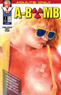 Cover Thumbnail for A-Bomb (Antarctic Press, 1994 series) #1