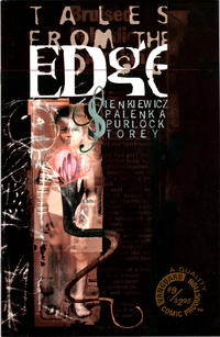 Cover Thumbnail for Tales from the Edge (Vanguard Productions, 1993 series) #9
