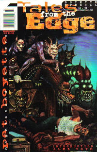 Cover Thumbnail for Tales from the Edge (Vanguard Productions, 1993 series) #14