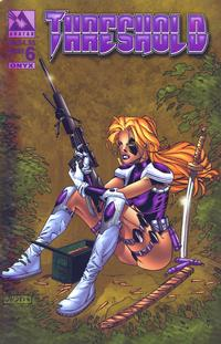 Cover Thumbnail for Threshold (Avatar Press, 1998 series) #6 [Onyx]