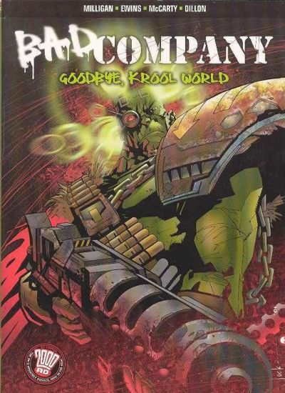 Cover for Bad Company: Goodbye, Krool World (DC, 2005 series)