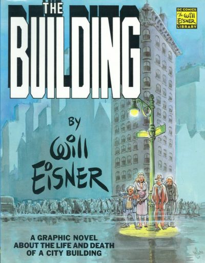 Cover for The Building (DC, 2000 series)