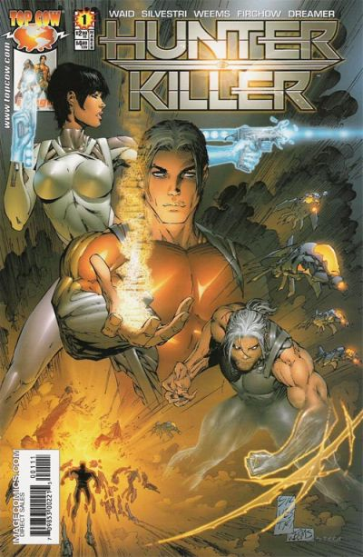 Cover for Hunter-Killer (Image, 2005 series) #1 [Cover A]