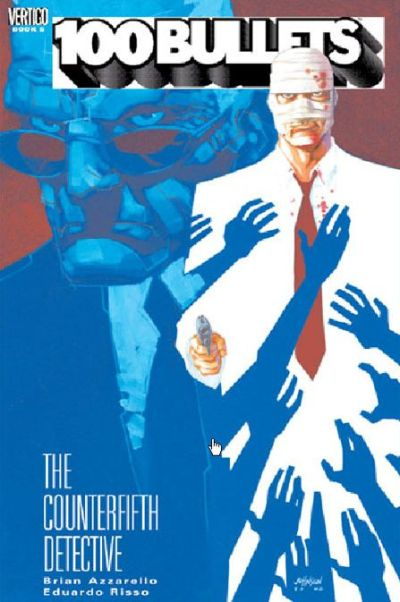 Cover for 100 Bullets (DC, 2000 series) #5 - The Counterfifth Detective