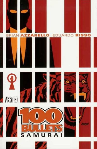 Cover for 100 Bullets (DC, 2000 series) #7 - Samurai