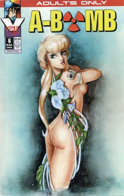 Cover for A-Bomb (Antarctic Press, 1994 series) #6