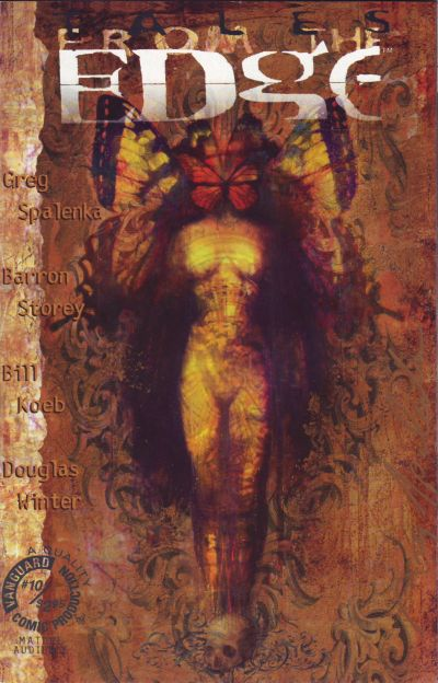 Cover for Tales from the Edge (Vanguard Productions, 1993 series) #10