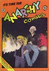 Cover for Anarchy Comics (Last Gasp, 1978 series) #2
