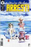 Cover for You're Under Arrest (Dark Horse, 1995 series) #5