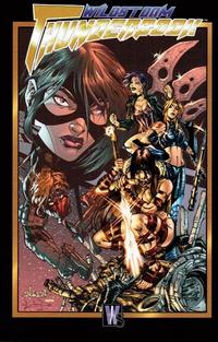 Cover Thumbnail for Wildstorm Thunderbook (DC, 2000 series) #1