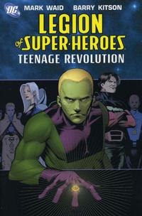 Cover Thumbnail for Legion of Super-Heroes (DC, 2005 series) #1 - Teenage Revolution
