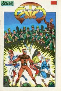 Cover Thumbnail for Alpha Team Omega (Fantasy Graphics, 1983 series) #1