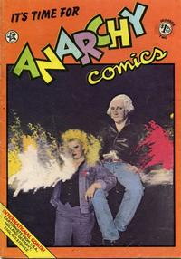 Cover Thumbnail for Anarchy Comics (Last Gasp, 1978 series) #2