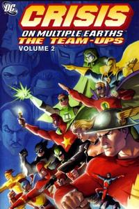 Cover Thumbnail for Crisis on Multiple Earths: The Team-Ups (DC, 2005 series) #2