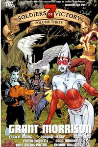 Cover Thumbnail for Seven Soldiers of Victory (DC, 2006 series) #3