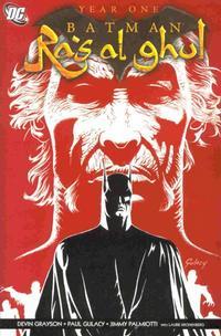 Cover Thumbnail for Year One: Batman / Ra's al Ghul (DC, 2006 series)