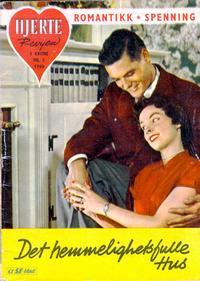 Cover Thumbnail for Hjerterevyen (Serieforlaget / Se-Bladene / Stabenfeldt, 1960 series) #3/1960