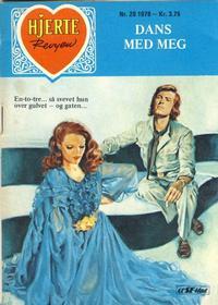 Cover Thumbnail for Hjerterevyen (Serieforlaget / Se-Bladene / Stabenfeldt, 1960 series) #20/1978