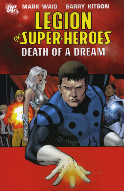Cover for Legion of Super-Heroes (DC, 2005 series) #2 - Death of a Dream