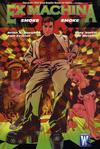 Cover for Ex Machina (DC, 2005 series) #5 - Smoke Smoke