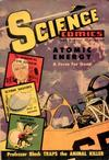 Cover for Science Comics (Export Publishing, 1951 series) #2